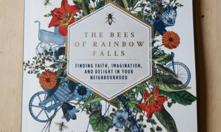 Review: Bees of Rainbow Falls by Preston Pouteaux