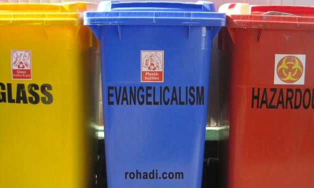 Evangelicalism is dead and can't be saved