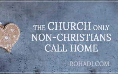The Church That Only Non-Christians Call Home