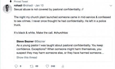 How to Respond to #churchtoo #metoo