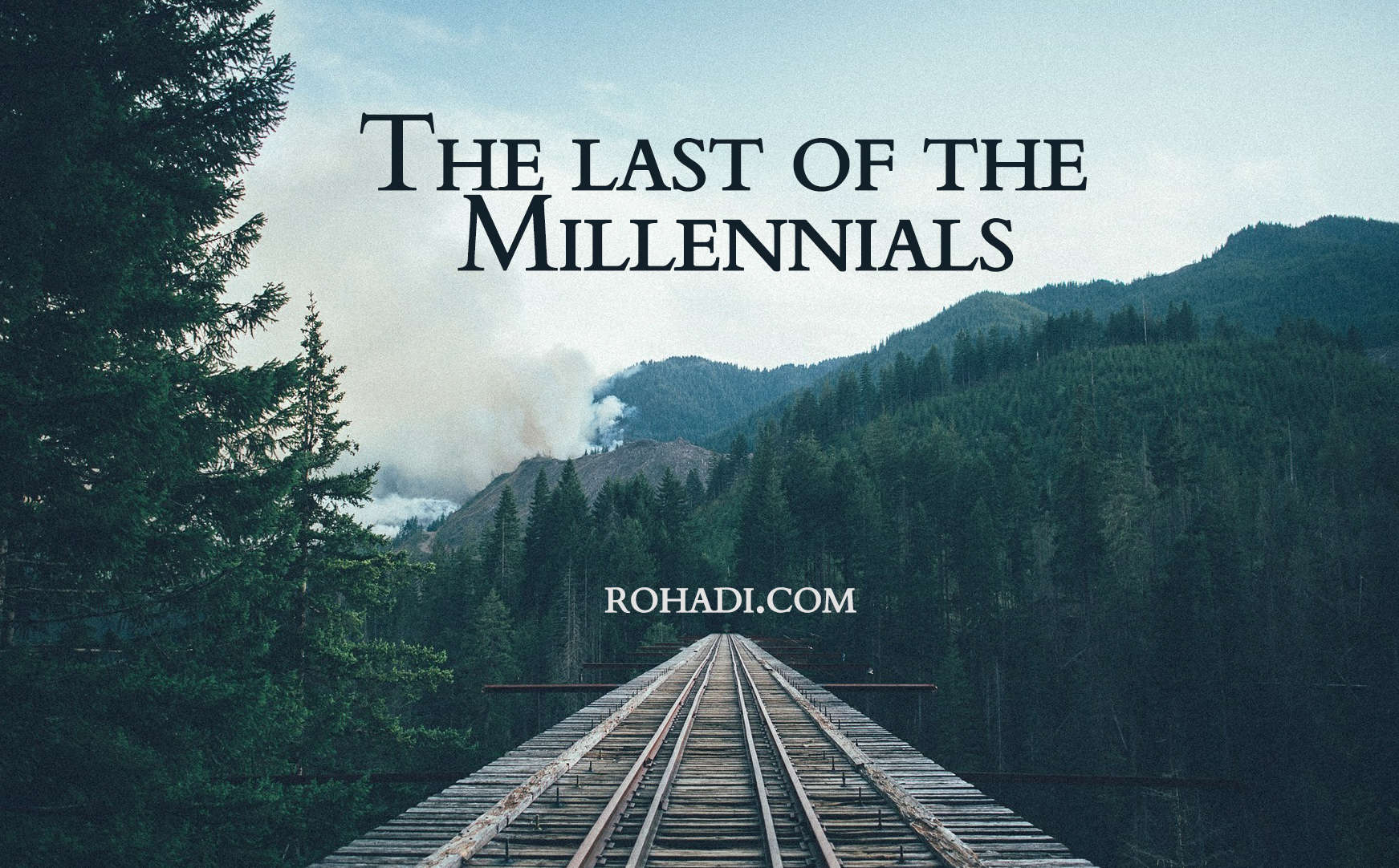 The End. How Losing the Last Millennials from Church Exposes Leadership Problems