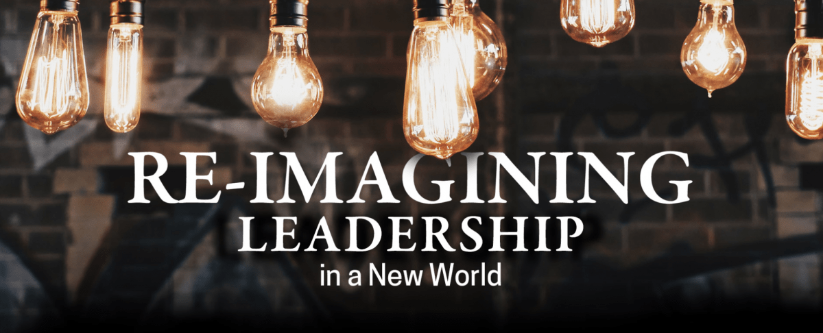 Re-imagining Church Leadership in post-Christendom